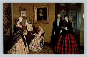 Philadelphia, Victorian Fashion Wing Museum Of Art, Chrome Pennsylvania Postcard