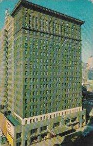 Illinois Chicago Y M C A Hotel 1958