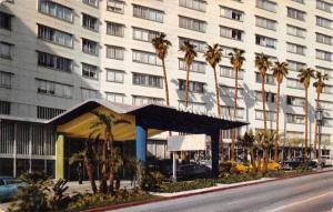 Los Angeles California The Statler Hotel Vintage Postcard JA4740738