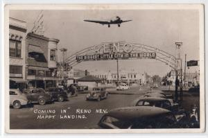RPPC, Happy Landing, Reno NV