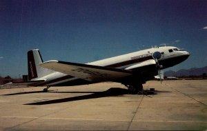 DOUGLAS Douglas Super DC-3/C-117 At Tucson International Airport