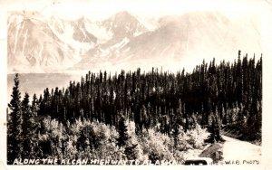 Along the Alcan Highway to Alaska,Canada BIN