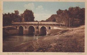 Mateur , northern Tunisia , 00-10s ; Le Pont