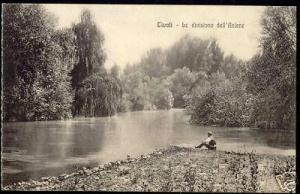 italy, TIVOLI, La Divisione dell'Aniene (ca. 1910)