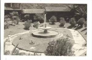 Real Photo: Balneario  San Jose Purua ,Mexico 1920-30s PU