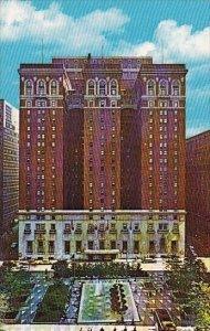Penn Sheraton Hotel Pittsburgh's Favored Hotel Pittsburgh Pennsylvania