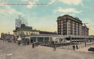 ATLANTIC CITY , New Jersey , 00-10s ; Strand Hotel