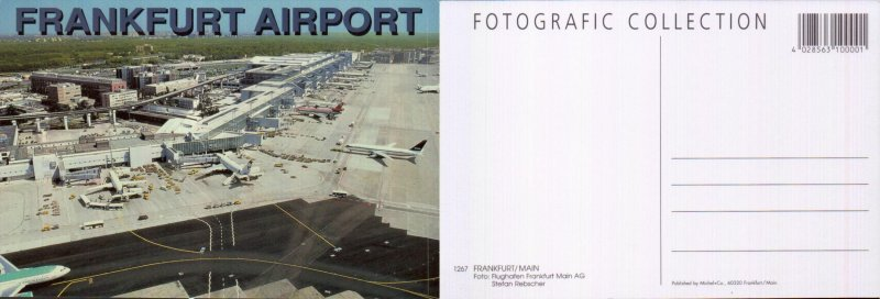 GERMANY, FRANKFURT/MAIN  AIRPORT  (FRA)   [24597]