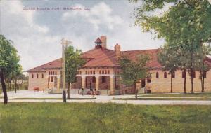 Illinois Fort Sheridan Guard House