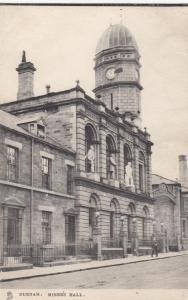 DURHAM, England, 00-10s; Miner's Hall; TUCK # 2102