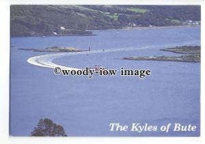 FE1880 - UK Paddle Steamer - Waverley , built 1947 at Kyles of Bute - postcard
