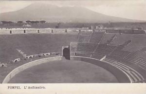 RP; POMPEI, L'Anfiteatro, Campania, Italy,  00-10s