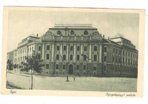 Igazsagugyi Palota, Eger, Hungary, 1900-1910s