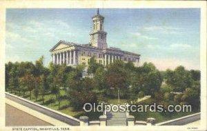 Nashville, Tennessee, TN State Capital USA Unused