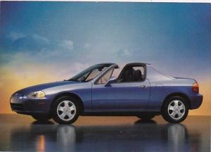 Advetising 1994 Honda del Sol Si Passenger Car