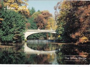 New York Hyde Park The White Bridge Vanderbilt Mansion