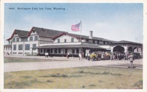 CODY , Wyoming, 00-10s ; Burlington Cody Inn