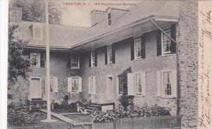 New Jersey Trenton Old Revolutionery Barracks
