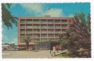 Bermudian Hotel Front Entrance, Pembroke Parish, Hamilton, Bermuda PU 1965