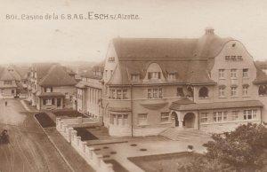 RP: Esch-sur-Alzette , Luxembourg , 00-10s ; Casino de la G.B.A.G.