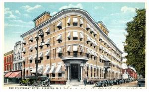 1167   NY Kingston  Stuyvesant  Hotel