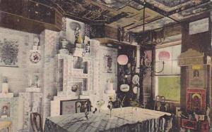 The Dining Room, Victor Hugo's Residence, Hauteville House, Guernsey, UK, 190...
