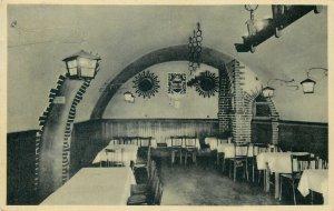 Postcard Slovakia Kosice Municipal Wine Bar tenant Frantisek Lackner