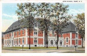 High School - Rome, New York