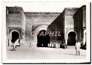 Postcard Modern Morocco Safi