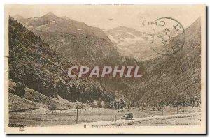 Old Postcard Luchon