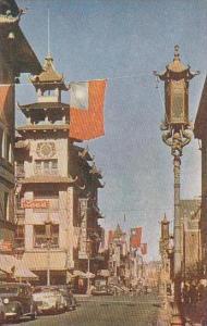 California San Francisco San Francisco Chinatown