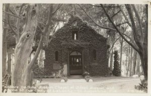 RP: ST AUGUSTINE , Florida , 1930-40s ; Chapel , Our Lady of Ja Leche