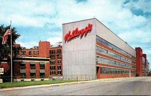 Michigan Battle Creek Kellog Company Plant