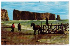Hivernage d'un quai flottant a' Perce Que