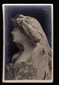 028089 Renee CORCIADE Opera Star Vintage REUTLINGER