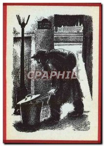 Postcard Modern Bums In The Thief of Paris Madrazo