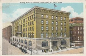 ST PAUL, Minnesota, 1910s; Young Men's Christian Association