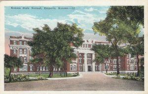 EMPORIA , Kansas , 1900-10s ; Kansas State Normal School