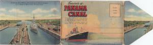 Panama Canal , 1930-40s