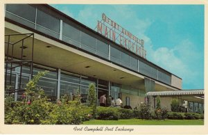 FORT CAMPBELL , Kentucky , 1950-60s ; Post Exchange