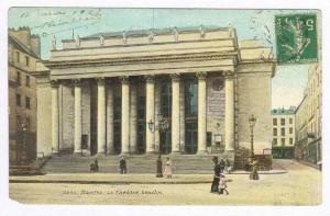 Le Theatre Gaslin, Nantes (Loire-Atlantique), France, PU-1913