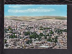 Panorama Amman,Jordan Postcard BIN