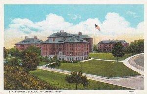 Massachusetts Fitchburg State Normal School