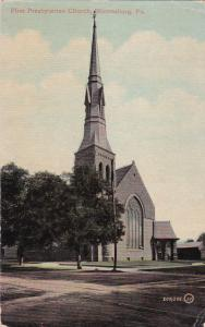 BLOOMSBURG , Pennsylvania, 1900-10s; First Presbyterian Church