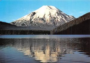 Spirit Lake - Mount Saint Helens