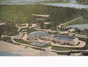Florida Marineland Aerial View