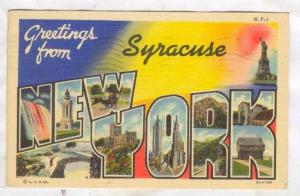 Greetings from Syracuse, New York,  PU-1939