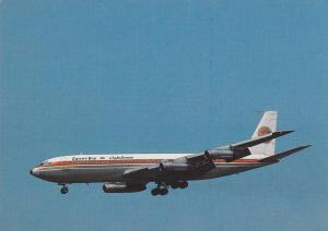 EGYPTAIR Airlines Boeing 707-366C airplane , 60-80s