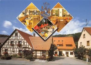 Bettwar An der Romantische Strasse Gasthof Ulte Gehreinerei Pension Hotel