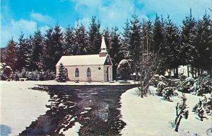 Smallest church in 48 States, Church at Silver Lake, Horse S